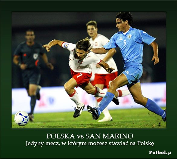 Polska VS San Marino
