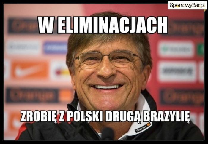 Polska w październiku zagra z Niemcami...