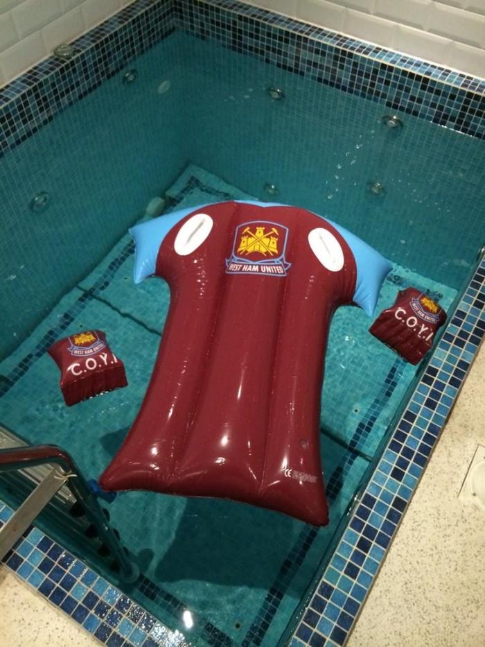 Kto chce popływać?