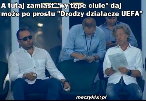 Legia pisze do UEFA